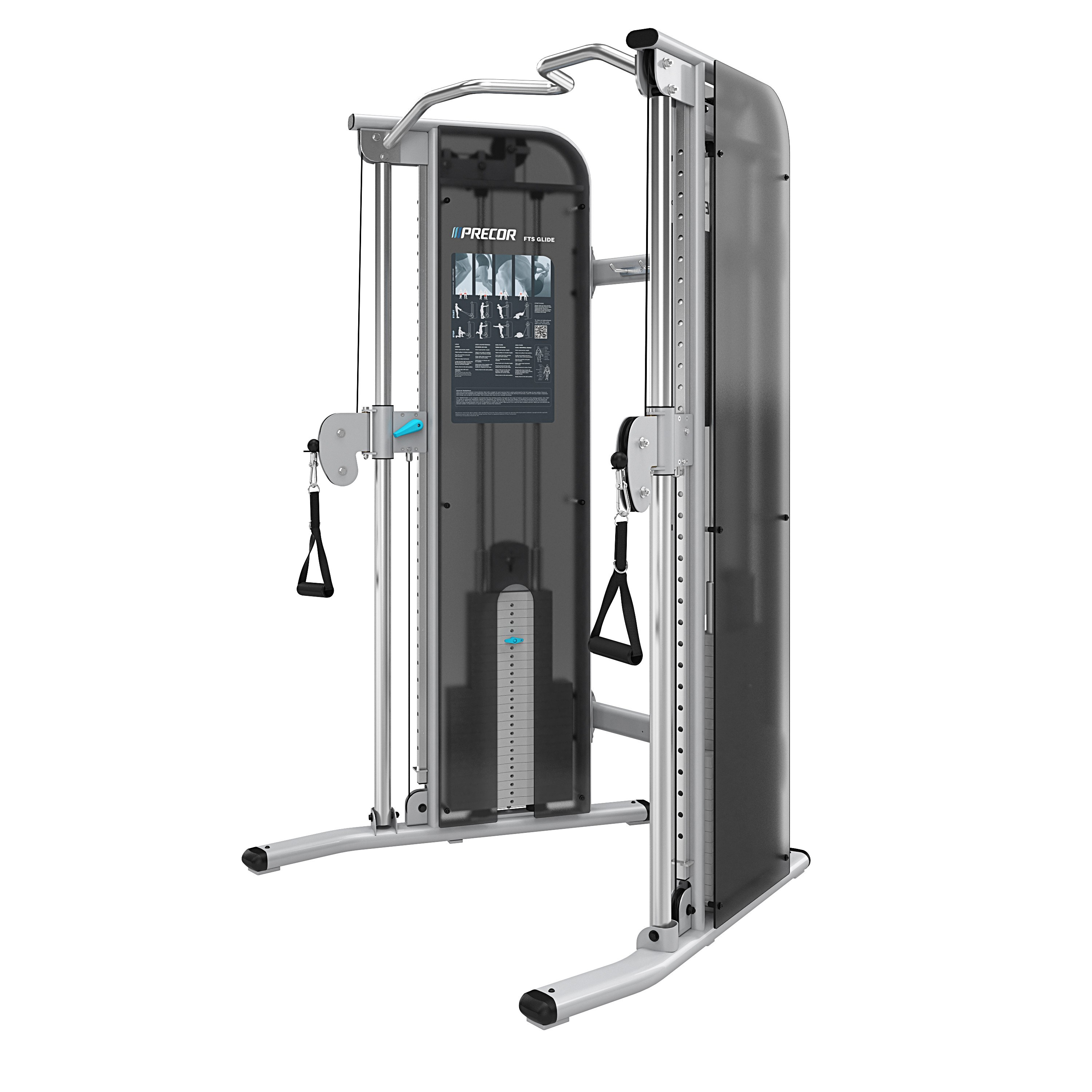 Precor Fts Glide Functional Training System Better Body