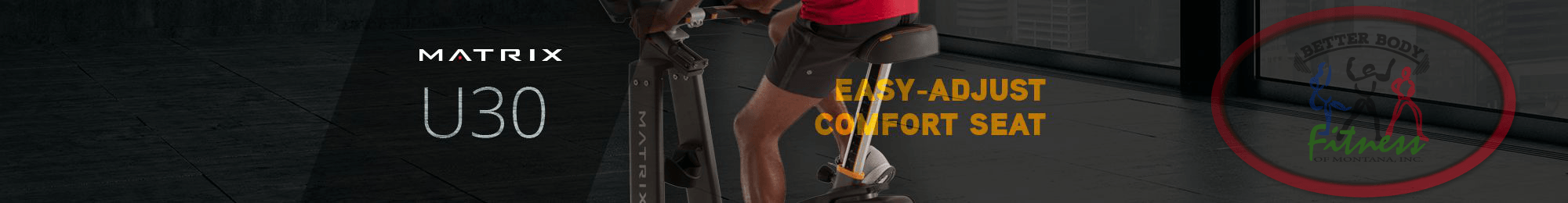 matrix_fitness_u30_upright_bike_banner