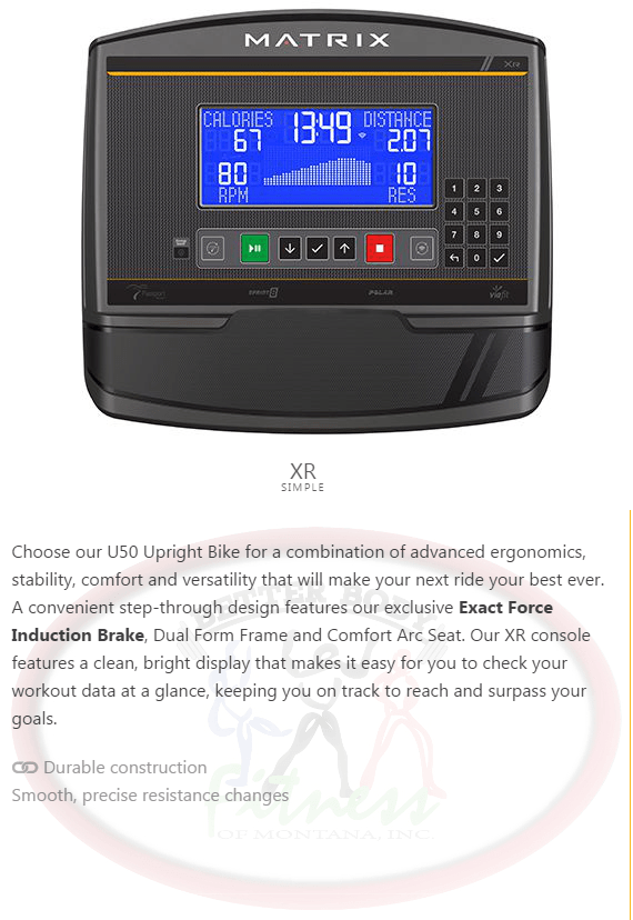 matrix_fitness_u50_upright_bike_xr_console